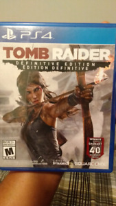 Ps4 tomb raider asking $10 or trade