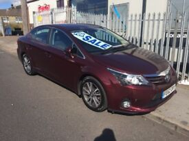 TOYOTA AVENSIS 2.0 D4D TR 2012 62