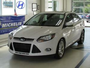 Immaculate 2012 Ford Focus Sedan Titanium 83 000