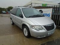 CHRYSLER VOYAGER 2.8 CRD LX 5dr Auto (silver) 2005