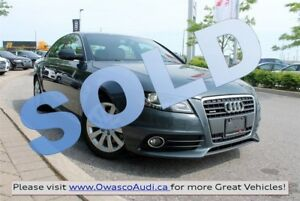 2011 Audi A4 *SOLD* quattro Premium S-line w/ Glass Sunroof