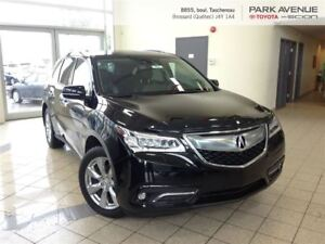 2016 Acura MDX Elite Package*RESERVE*TOIT OUVRANT*DVD*CUIR*