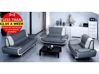 Gleneagles 3 and 2 Seaters or Corner Group - SOFA KING CHEAP JUST GOT CHEAPER