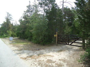 4 Acres Ipperwash Residential Building Lot. Great Location.