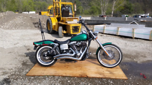 ** PRICE DROP** 2007 harley wide glide