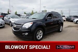 2015 Chevrolet Equinox LT ALL WHEEL DRIVE Heated Seats,  Back-up