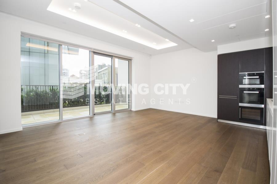 2 bedroom flat in Lillie Square, Earl Court, SW6