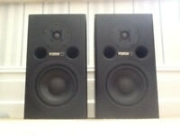 Fostex PM-1 Active Studio Monitors / Powered Speakers