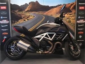 Ducati Diavel AMG Limited Edition!