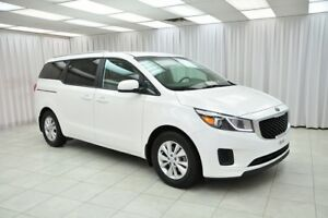 2017 Kia Sedona LX 8PASS MINIVAN w/ BLUETOOTH, HEATED SEATS, REA