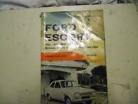 Ford Escort Mk. 1 - Motor manual. 1968>Models from 1968>8