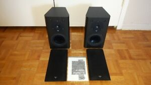 CERWIN-VEGA HTSAT5 SPEAKERS 125 WATTS EACH
