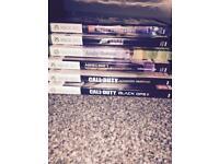 6 Xbox 360 games