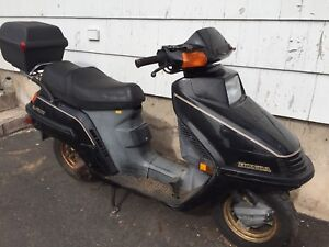 Honda Elite 250 cc Scooter 1986 with papers