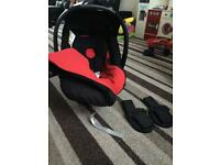 Mama and papas car seat