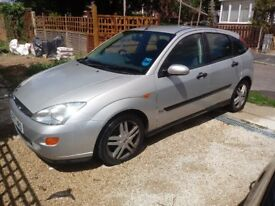 Ford Focus Zetec 2.0 for sale