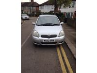 TOYOTA YARIS 1.2 3 DOOR HATCHBACK 2005