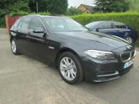 2014 14 BMW 520 D SE Touring Auto Met Grey
