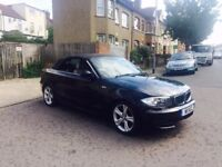 2008 BMW 118i SE Convertible Salvage Damaged Repairable
