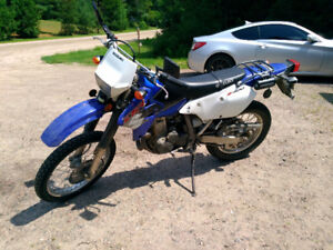 2001 DRZ-400 babied, mint shape with upgrades