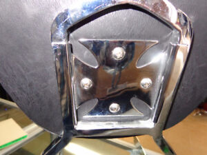 Honda shadow-spirit-fantum 750 backrest- recycledgear.ca