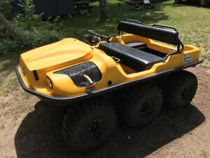 Brand New (Barely used) Argo ATV 6x6 Frontier 580
