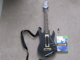 Guitar Hero Live for Xbox 360 - includes game, guitar and dongle