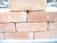 reclaimed Bricks 3inch wirecut