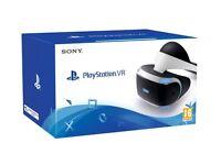 PlayStation Virtual Reality Headset Like New (Bargain)