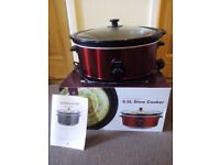 Andrew James 6.5L Slow Cooker