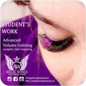 Eyelash extension training 1-DAY INTENSIVE