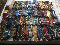 Collection Unique Character Ties