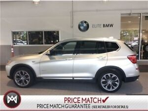 2015 BMW X3 AWD, PREMIUM ENHANCED, NAV