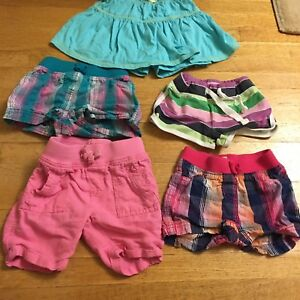 2T summer lot and undershirts