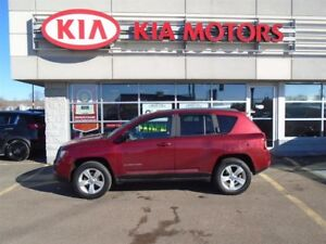 2012 Jeep Compass SPORT 4x4 HEATED SEATS ONLY $46* WEEKLY!