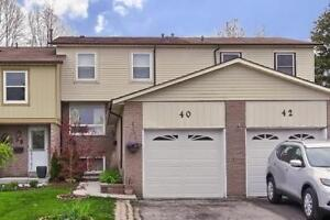 FABULOUS FREEHOLD TOWNHOME  ( SHEPPARD / MORNINGSIDE )