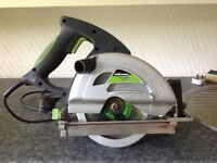 Multi-purpose circular saw - as new, hardly used