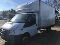 FORD TRANSIT T350 LUTON 2010REG FOR SALE