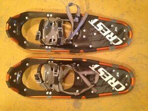 Power ridge snowshoes