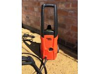 Black and Decker PW 1500 S pressure washer - open to offers