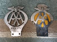 AA South Africa Badges