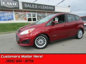 2014 Ford C-Max SE  HYBRID, ALLOYS, HEATED SEATS, BLUETOOTH!