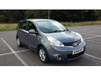 NISSAN NOTE 1.5 DCI 5 DOOR MPV £30.00 A YEAR ROAD TAX
