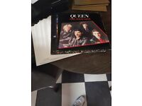Queen complete collection vinal records