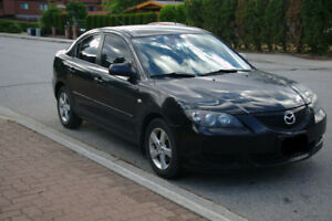 2006 Mazda 3 great condition