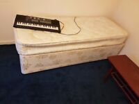 Singe Bed for Sale Very good Condition. £30 ono Can deliver within 5 Miles free of charge.