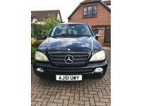 Mercedes Benz ML320 Leather Tow Hitch Automatic