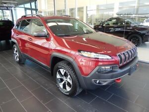 2016 Jeep Cherokee Trailhawk, Accident Free