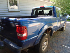 PARTING OUT A 2007 RANGER 4X4