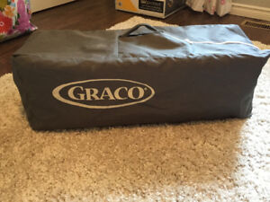 Barely used Graco playpen